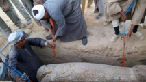 Tomb of pharaoh's stable master discovered in Egypt
