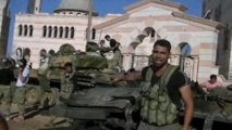 Syria rebels on northern offensive after losses
