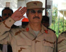 Renegade Libya general wants 'presidential council'