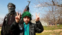 Syria rebels recruit teenage fighters: HRW