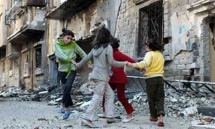 6.6 million Syrian children now in need of aid: UNICEF