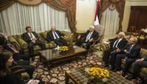 Israel warns on security as Gaza truce talks resume