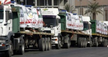 Aid flows into Gaza after Israel-Hamas truce