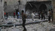 Syria regime raids on Islamic State 'capital' kill 95