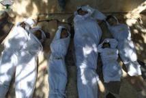 Syria army kills dozens in ambush east of Damascus