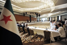 Syria's Political and Armed Opposition Agree on Five Points