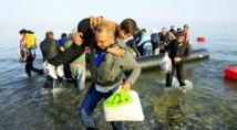 Body of Syrian boy, 16, found at base of Greek island cliff