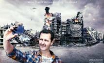 Assad chides West over refugee crisis as air war heats up