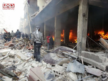 Syria regime raids kill 28 including 10 children: monitor