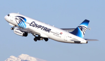 EgyptAir flight crashes in Mediterranean with 66 on board