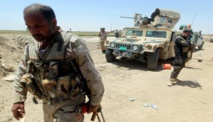 Iraq forces push into streets of IS-held Fallujah