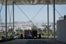 Greek foundation unveils new Athens opera, national library