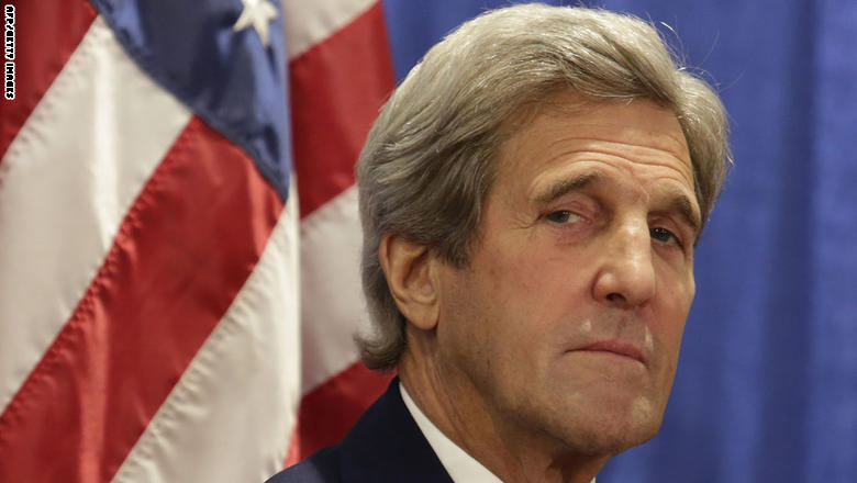 Kerry to travel to Africa, the Gulf on counterterrorism tour