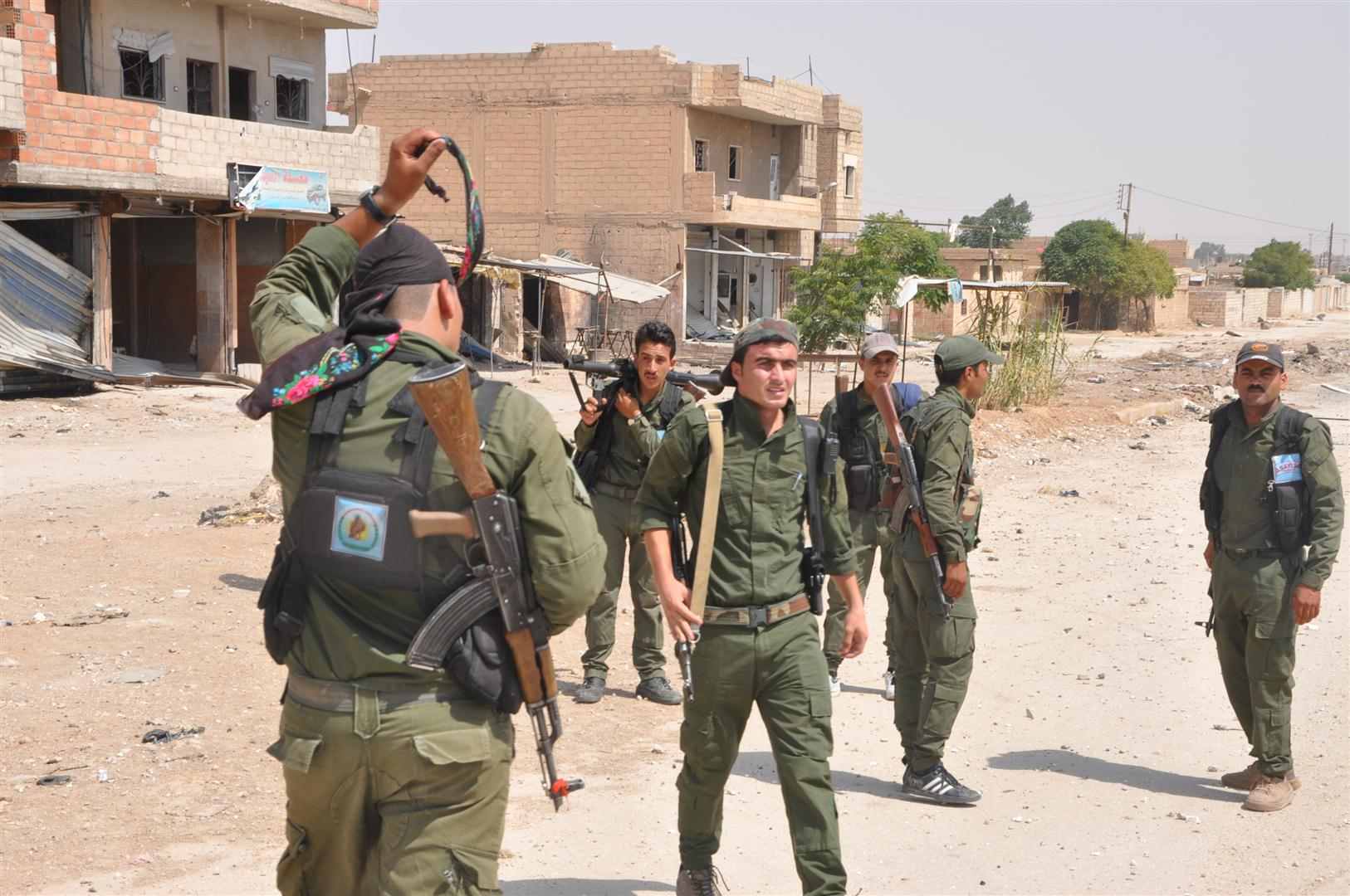 Kurds deny Hasakeh truce deal agreed with Syria regime