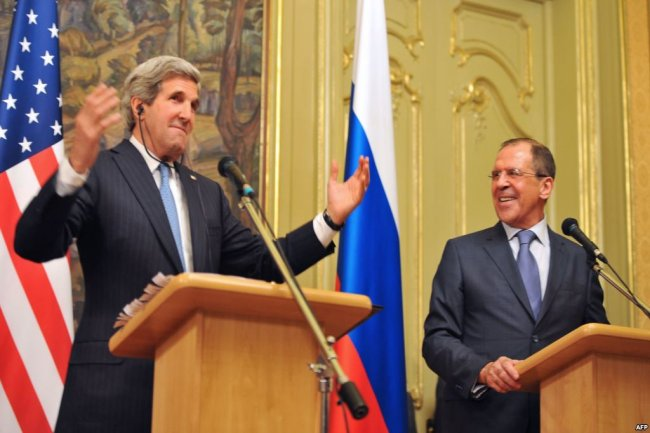 Kerry says meeting with Russia's Lavrov on Syria is 'likely'