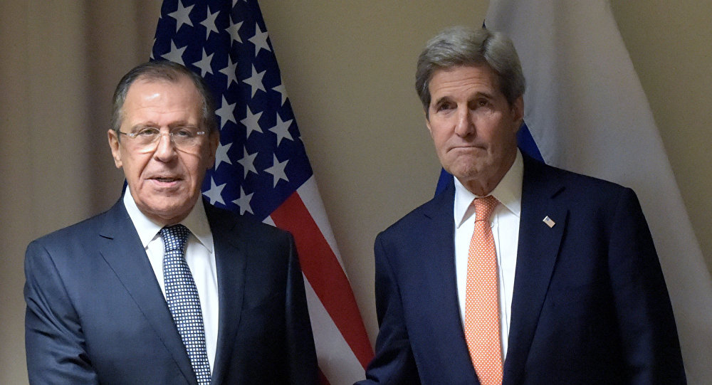 Lavrov, Kerry to hold Syria talks this week