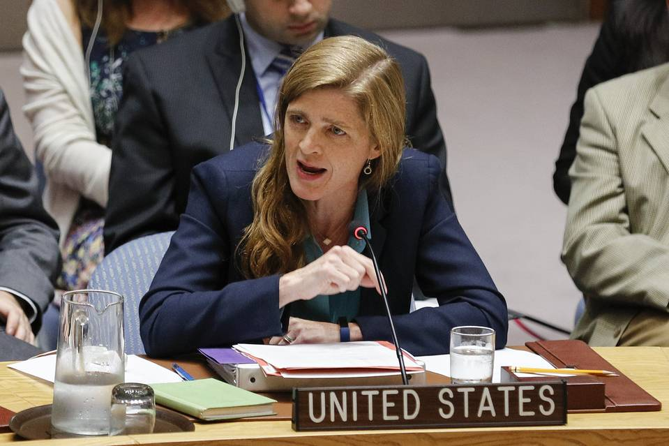 Bystanders to Genocide,Samantha Power and the responsibility for 'barbarism' in Syria.