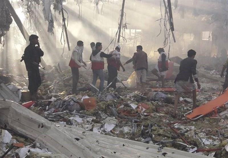 Arab coalition says to probe Yemen funeral carnage