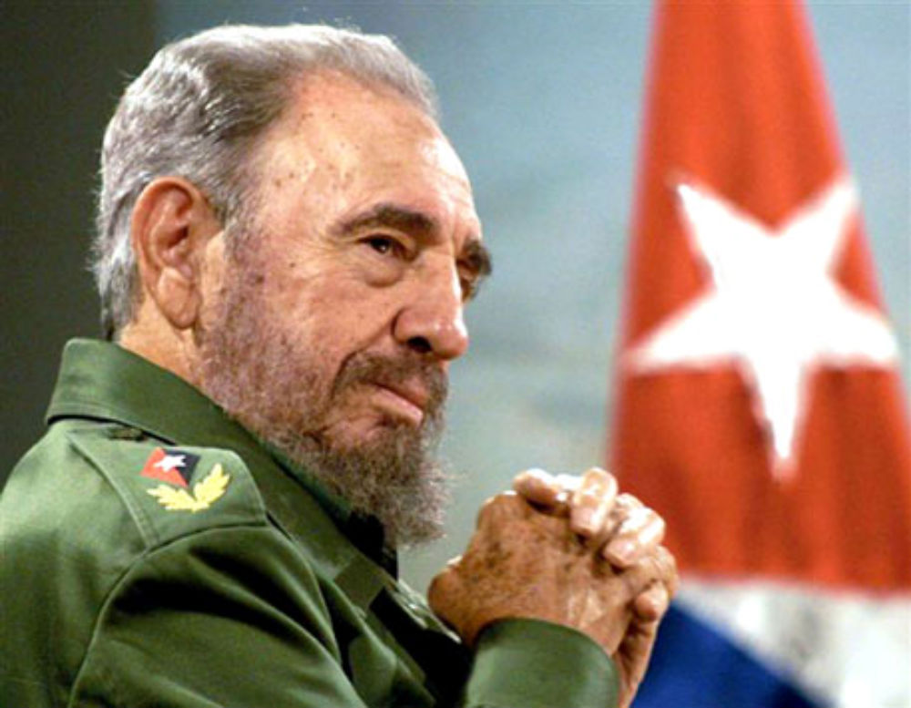 World reacts to death of Cuba's Fidel Castro