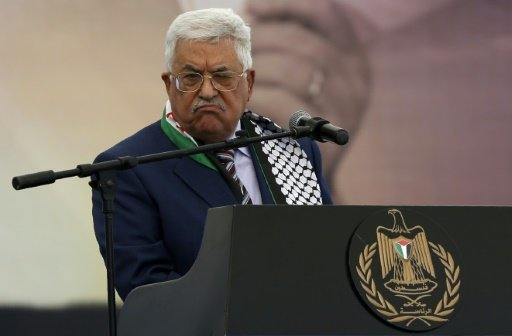 Palestinian president Abbas re-elected as Fatah leader