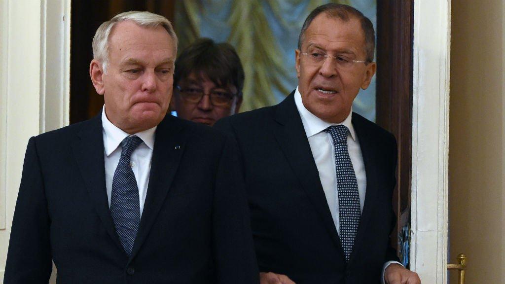 France, Britain seek UN sanctions over Syria chemical arms