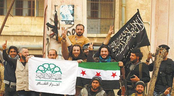 Syria rebels, regime split on aim of Astana talks