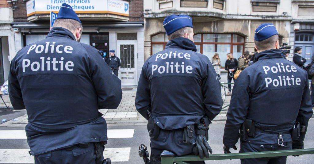 Seven held after Brussels counter-terror raids