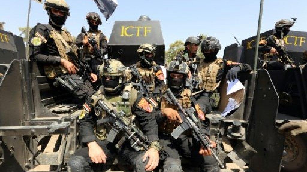 Iraq forces retake Mosul train station, once a major rail hub