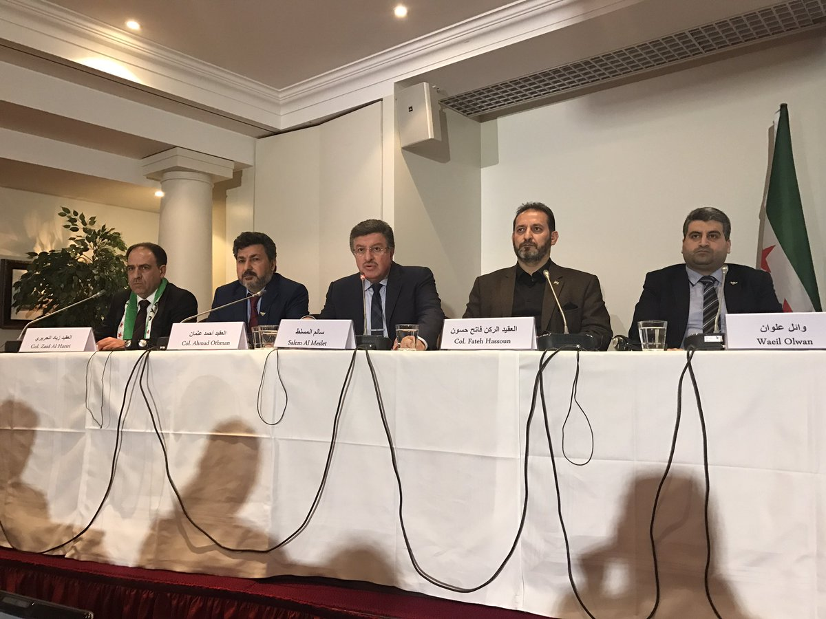 Syrian opposition rejects 'any role' for Assad