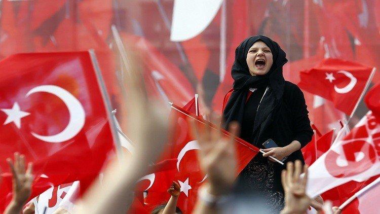 Saudi Arabia hails Turkey referendum 'success'