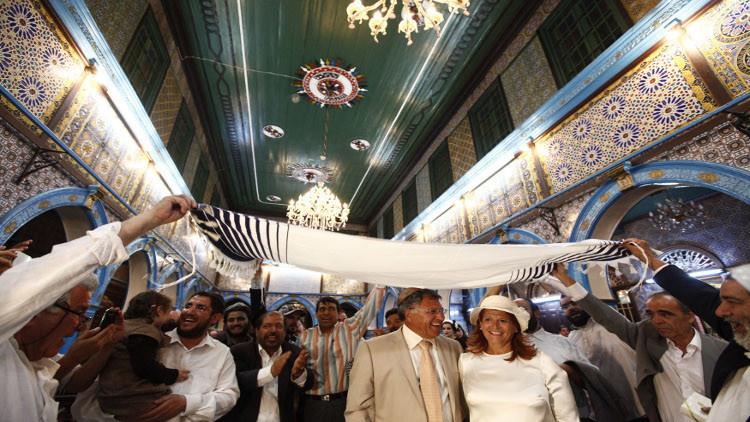 Tunisia seeks UNESCO status for Jewish pilgrimage isle
