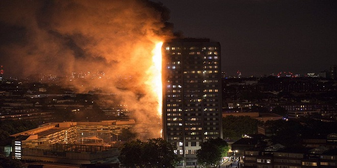 Anguish for the missing after London tower block blaze