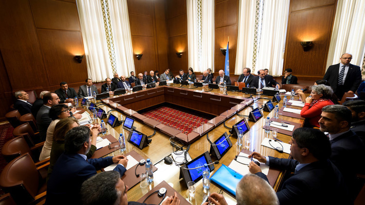 Syrian opposition accuses government of stalling as UN talks end
