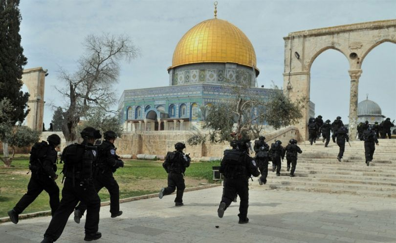 Israel ups security ahead of Friday prayers at flashpoint holy site