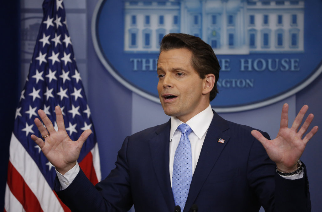 New White House communications director deletes old tweets