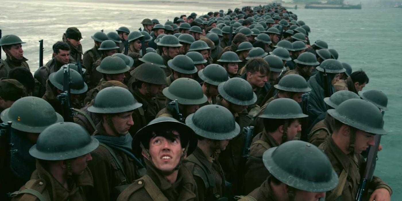 'Dunkirk' captures N. American box office