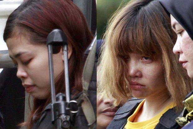 Trial of women over Kim Jong Nam murder set for October 2