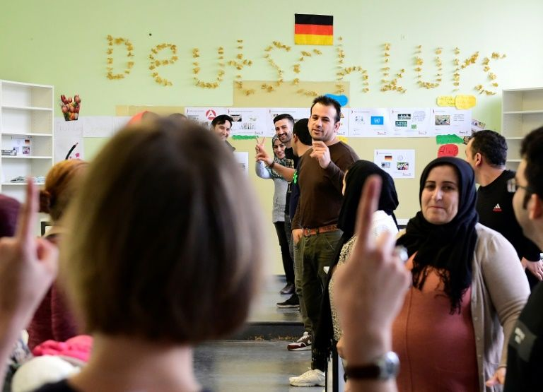 In their own words: Berlin support groups give refugee women a voice