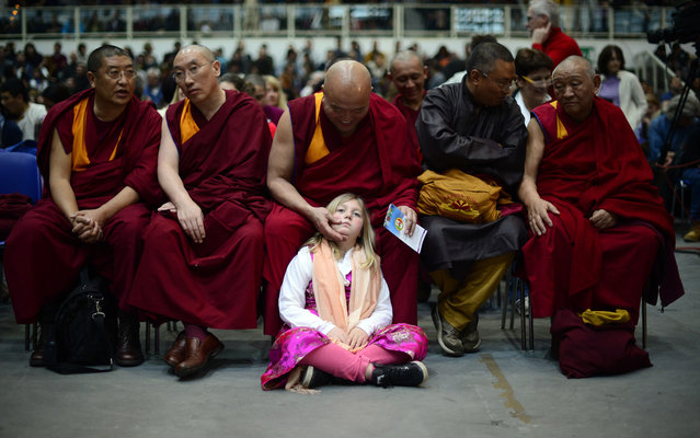 Dalai Lama cancels trip to Botswana due to 'exhaustion'