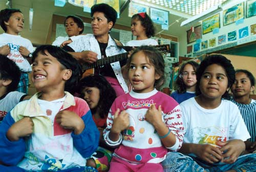 Disney film, kindergartens give fresh life to Maori language