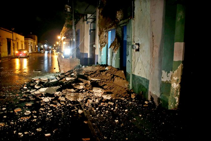 Mexico's strongest quake in a century kills 32