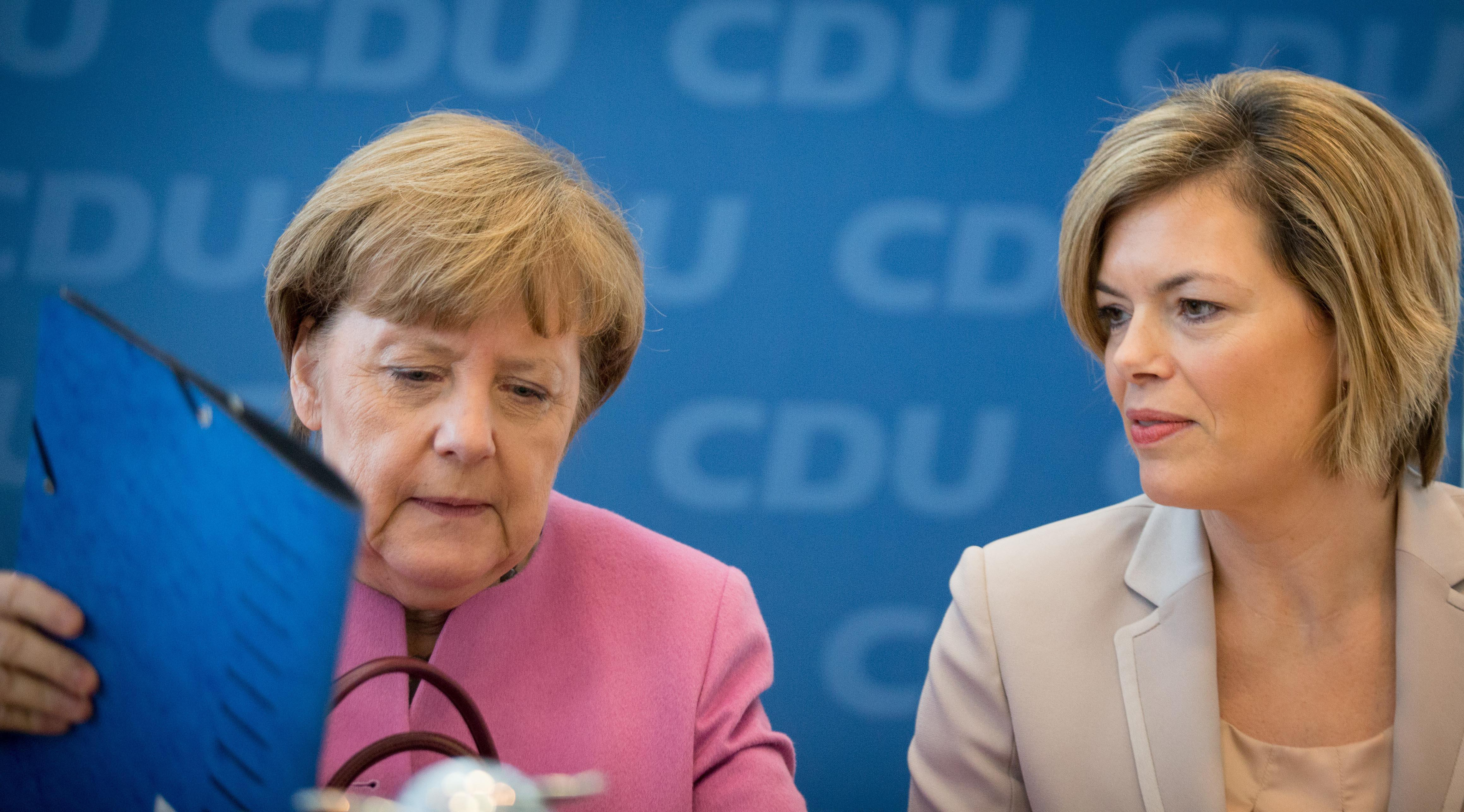 German election gives Syrians hope for future of homeland
