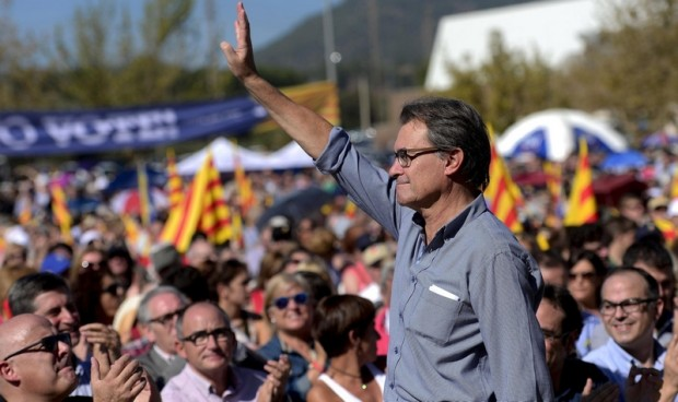 Catalan leader: Spanish government actions an 'attack on democracy'