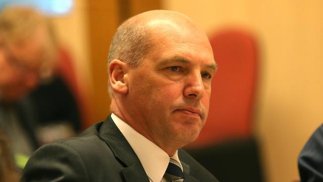 Australian senate president confirms dual citizenship, will resign