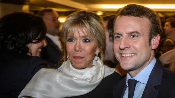 French president held talks with Saudi Crown Prince, state-media says