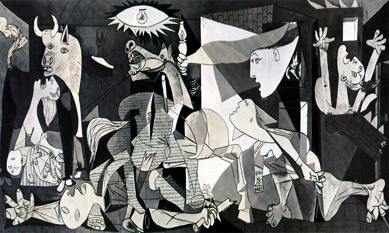 New digital library of Picasso's 'Guernica' opens