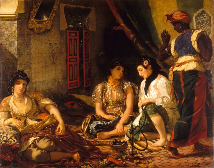 Stolen Delacroix painting found in Belgrade