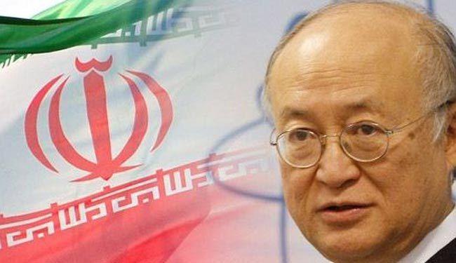 IAEA still wants to probe Iran nuclear claims: Amano