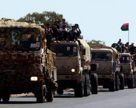 New clashes in Libya's Tripoli as toll tops 40