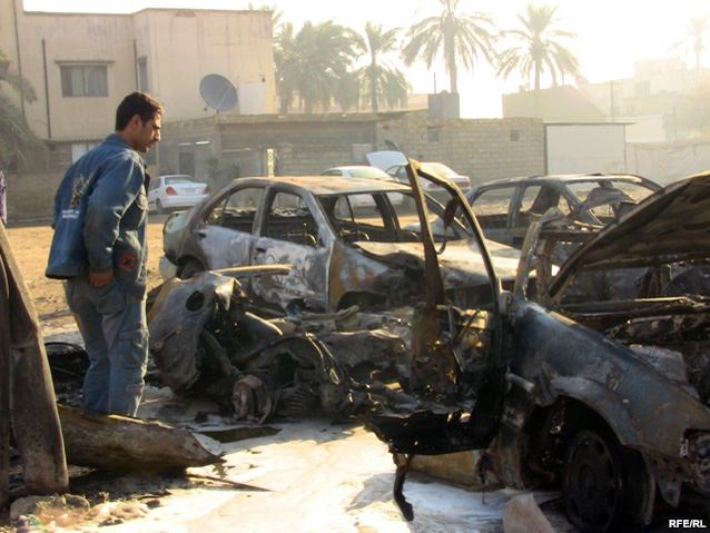 52 dead in throwback to Iraq's sectarian bloodshed